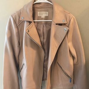 Women's Michael Kors Leather Jacket